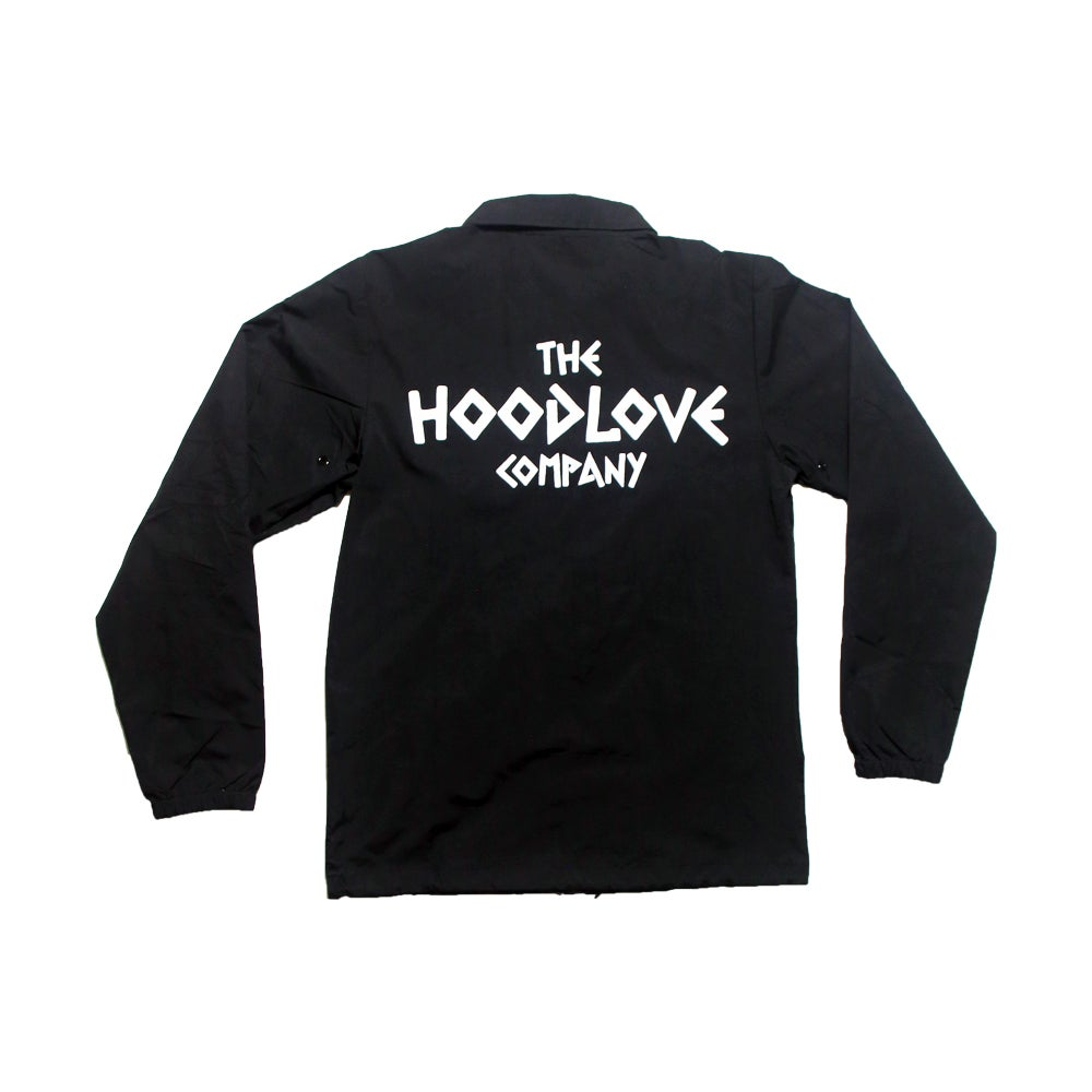 Image of HomeTeam Coaches Jacket (BLACK)