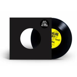 "Image of We Do It (DJ Spinna Remix) / We Do It (Jazz Spastiks Remix) 7"" [black vinyl]"