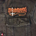 Possessed logo sewing patch