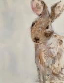 Image 1 of Rabbit (magnet)