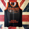 Possessed Seven Churches tank top