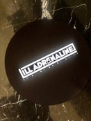 Image of Ill Adrenaline Records slipmat