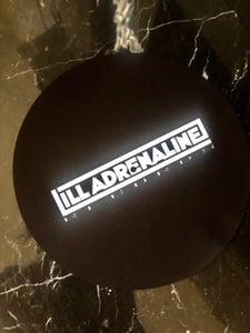 Image of Ill Adrenaline Records slipmat