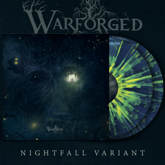 "Image of ""I: Voice"" Vinyl (Nightfall Variant)"