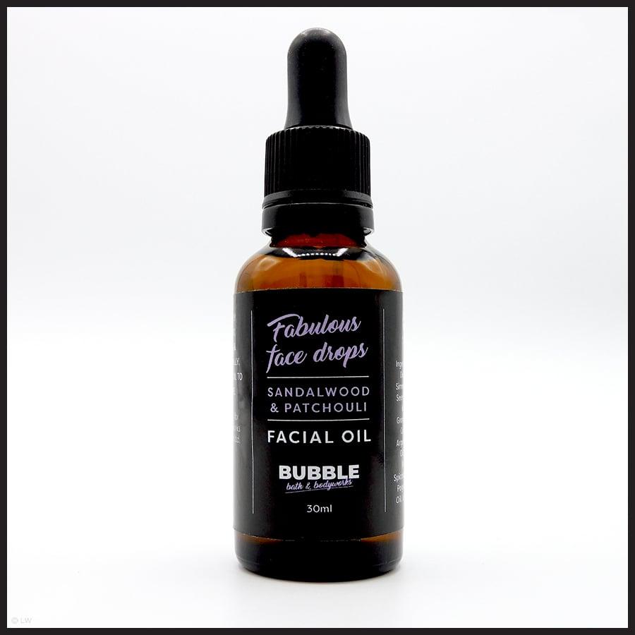 Fabulous Face Drop: Facial Oil