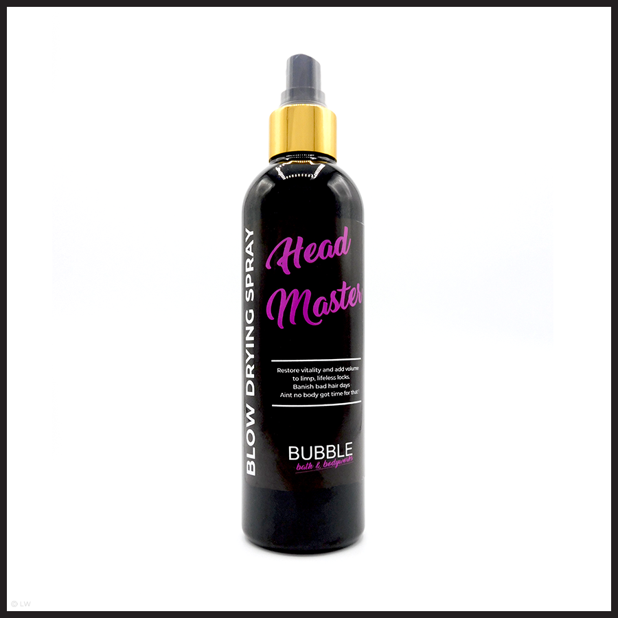 Head Master: Blow Drying Spray 250ml
