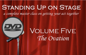 Image of Standing Up On Stage DVD Series - VOLUME FIVE