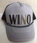 Image of Gray/Black Trucker Black WINO