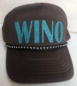 Image of Brown Trucker Blue WINO