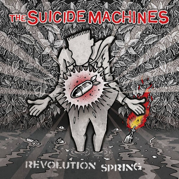 Image of Suicide Machines - Revolution Spring LP