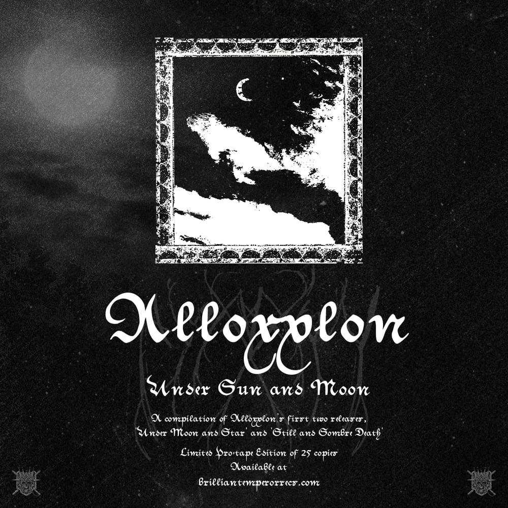 Alloxylon 'Under Sun and Moon'  Pro-tape