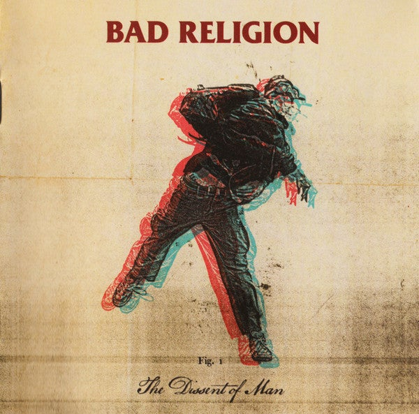 Image of Bad Religion - The Dissent of Man LP