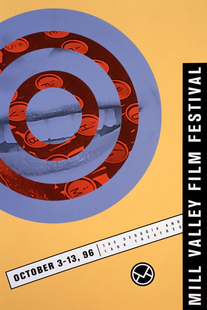 Image of Mill Valley Film Festival (Typewriter)