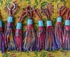 Tuareg tassels