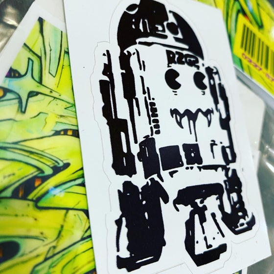 Image of R2BOT Single Die-Cut Sticker