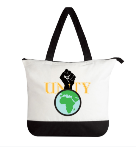 "Image of ""Unity"" Canvas Tote Bag"
