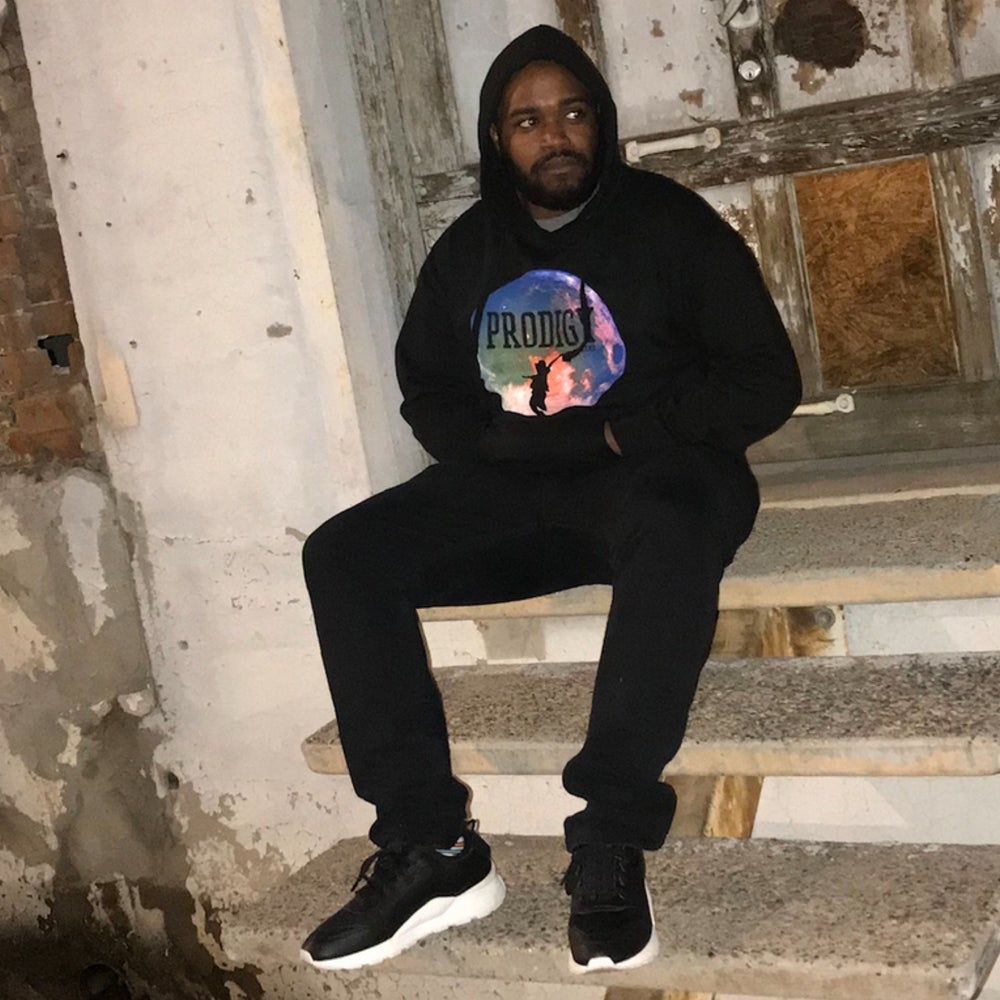 NEW MULTI COLOR BRAND PRODIGY HOODIE