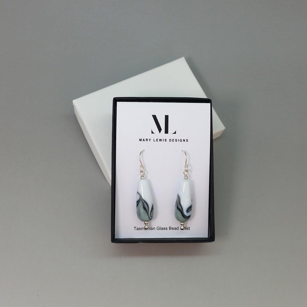 """Sagebrush"" Earrings"