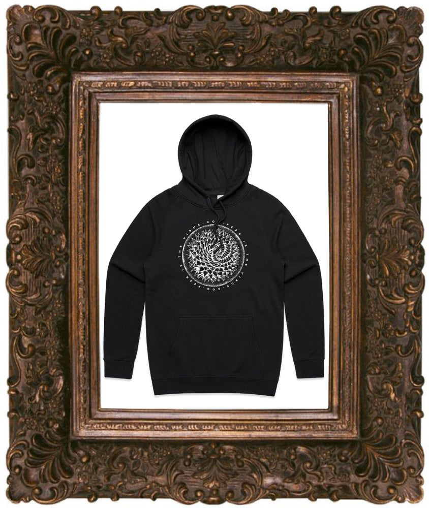 Image of Pre order - Fear Is The Virus Hoodie (Sent approx 24th September)
