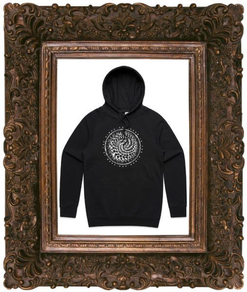 Image of Fear Is The Virus Hoodie