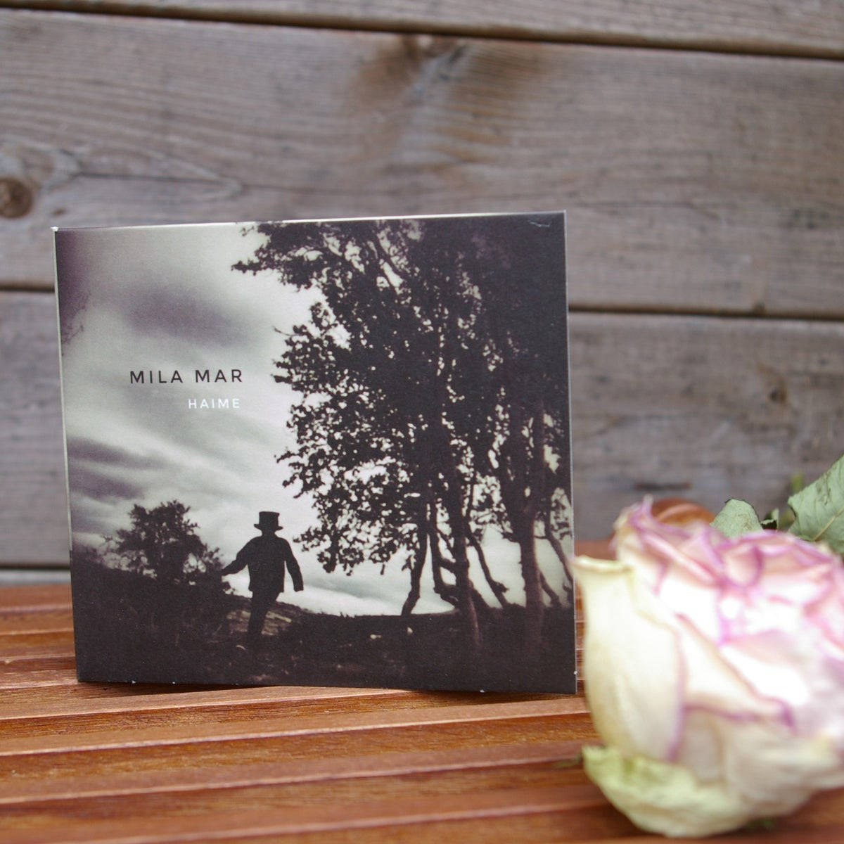Mila Mar - Haime - EP CD