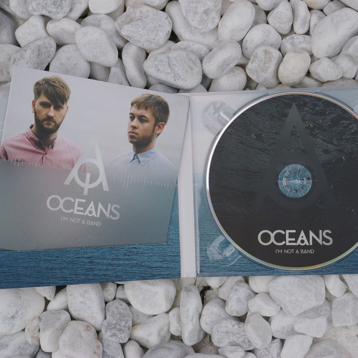 I'm Not A Band - Oceans - LP CD
