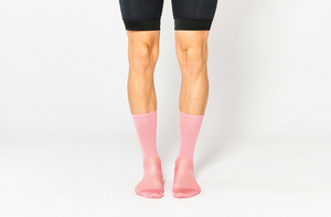 Image of FINGERSCROSSED Classic Cycling Socks BUBBLE
