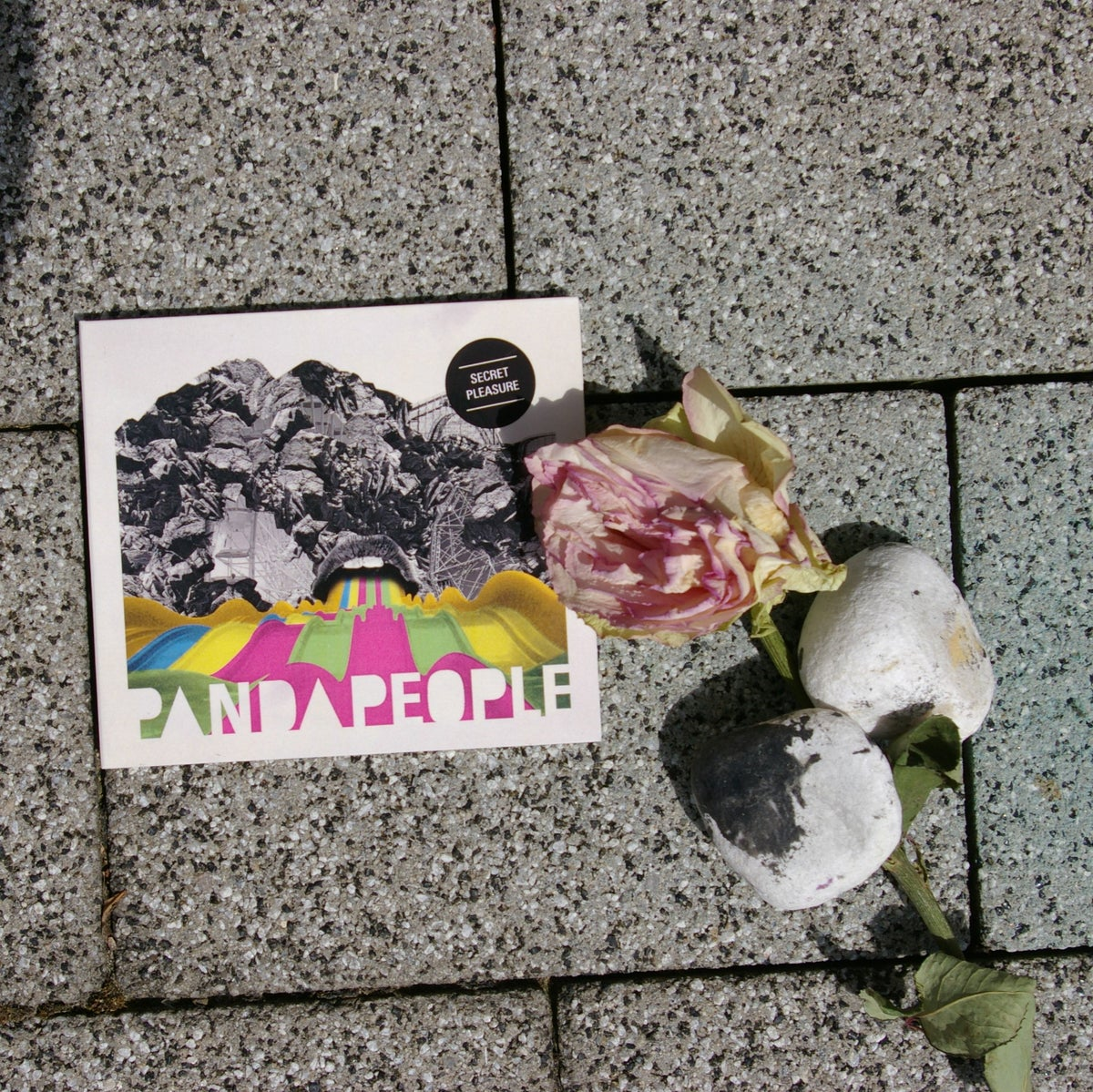 Panda People - Secret Pleasure - EP CD