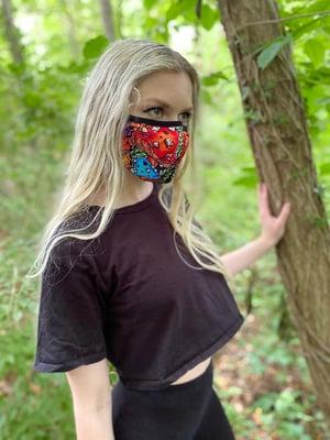 KKitchenart - Overgrowth Mask