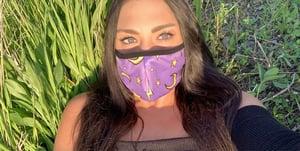 KKitchenart - The Wizard Mask (Buy 1, Get 1 Free)