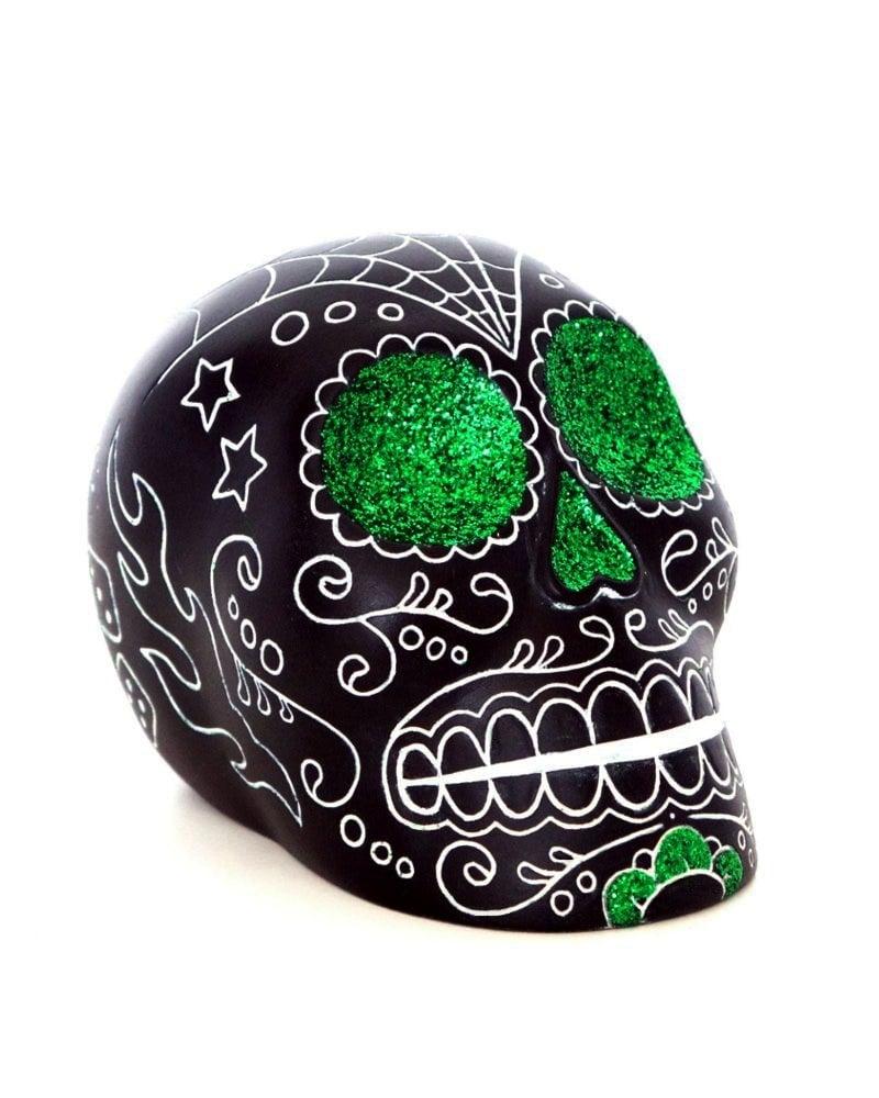 Image of Calaca green glitter
