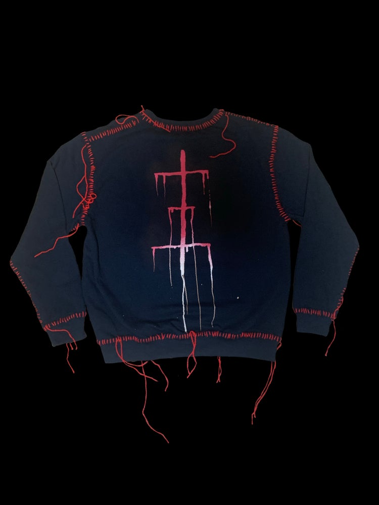 Image of NO GODS NO MASTERS JUMPER