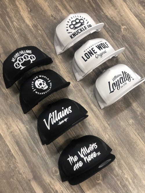 Image of *NEW* SnapBacks and colorways