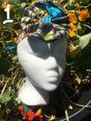 Circular Flowered Hair Bands (2)