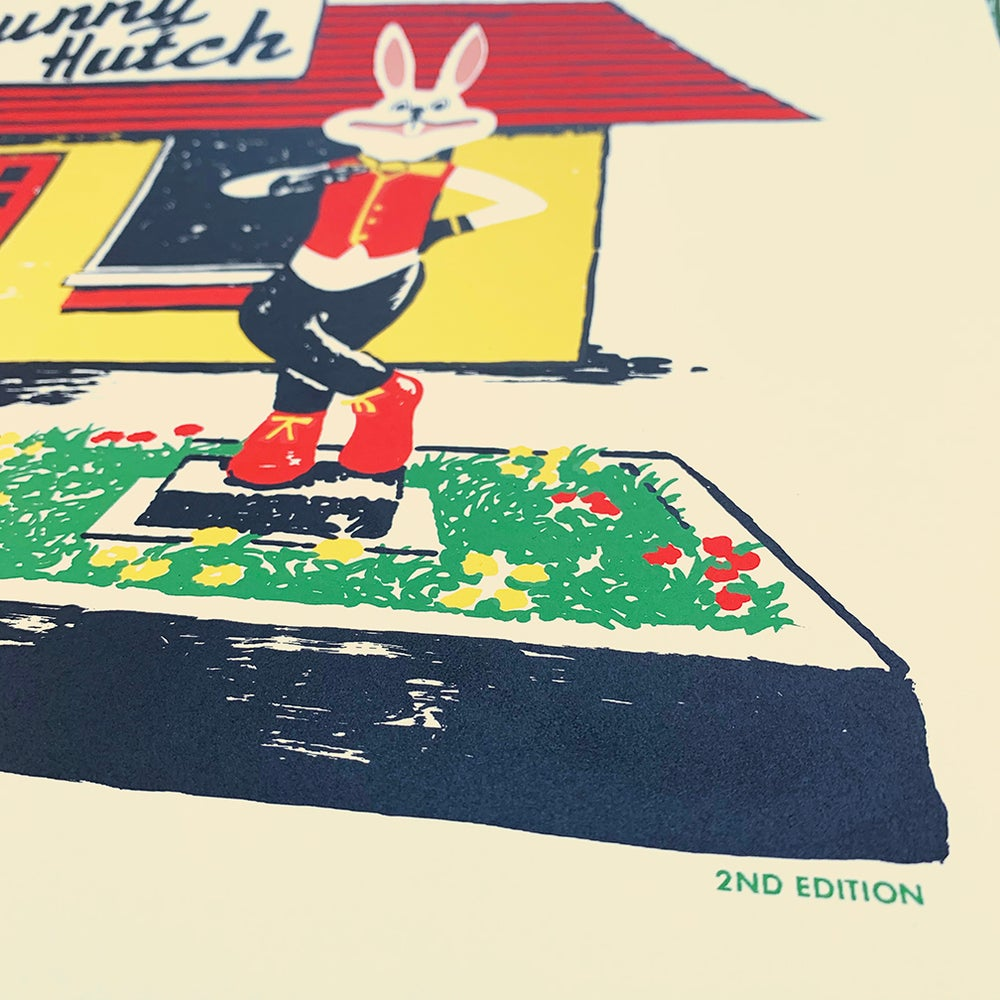 Image of Bunny Hutch – Second Edition