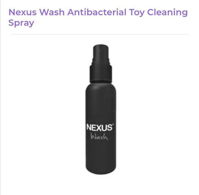 Image of Nexus Anti-bacterial Toy Cleaner