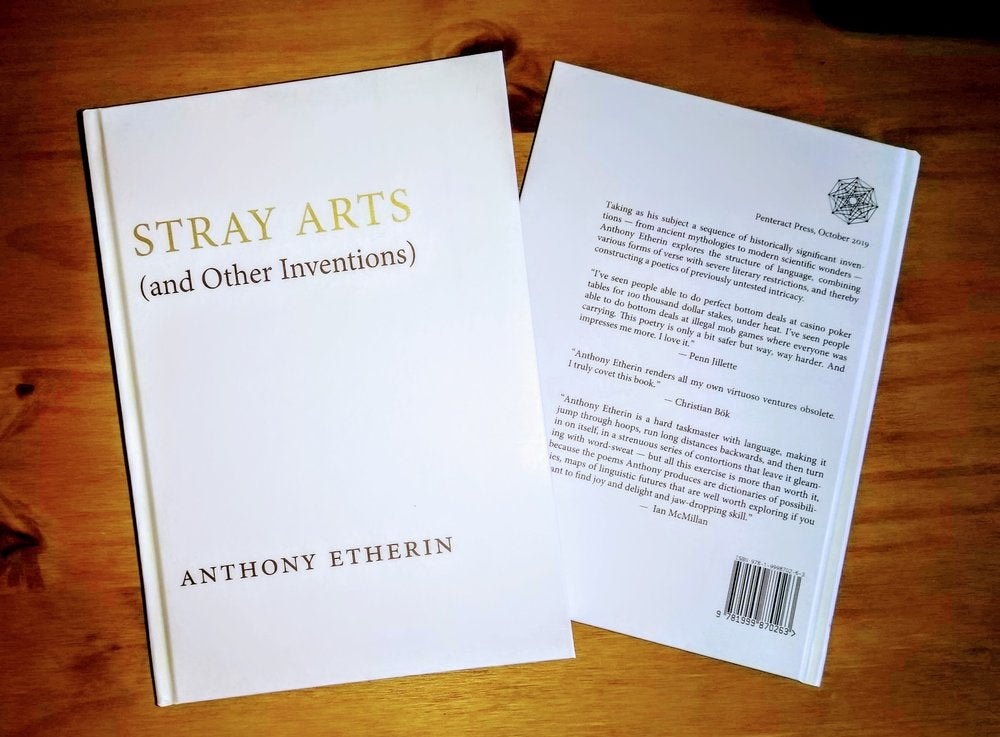 Image of Stray Arts (and Other Inventions)