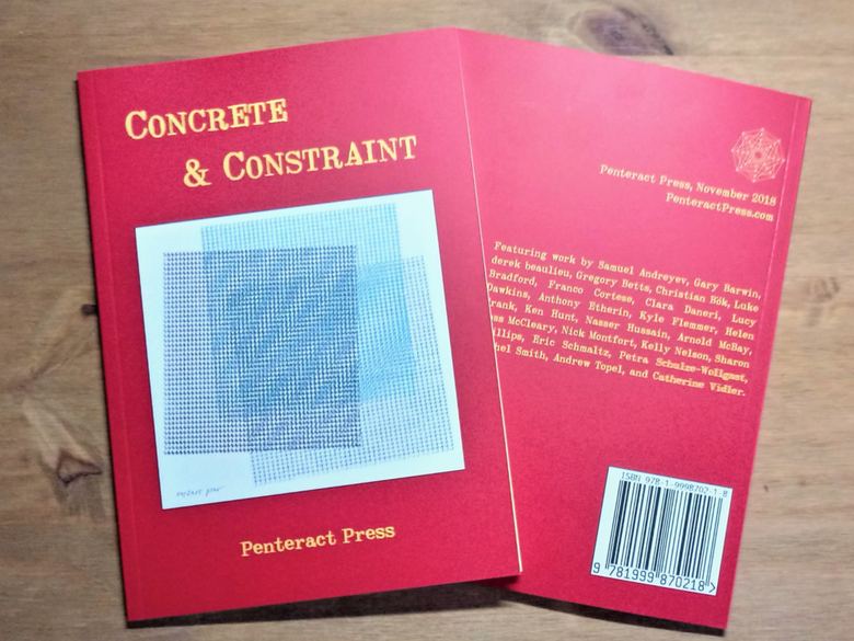Image of Concrete and Constraint