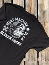 Meat Machine X Blaken Press Limited Edition Collab T-Shirt