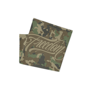 Image of FREEDOM FaceMask Earth Camo