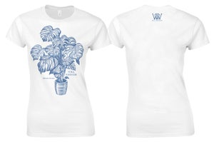 Image of Monstera Erotica Lockdown Ladies T-shirt