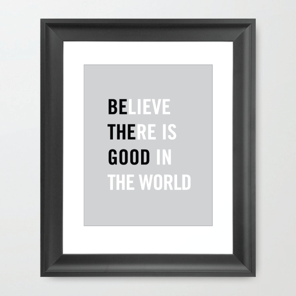 Image of Be The Good