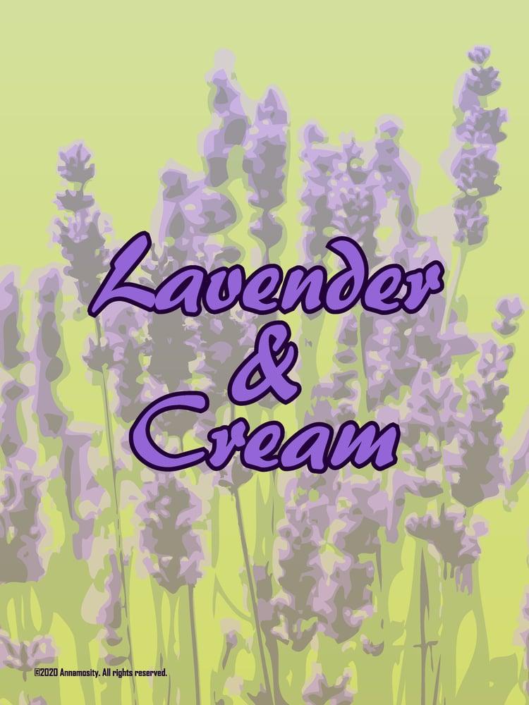 Image of Lavender & Cream - Soap Bar