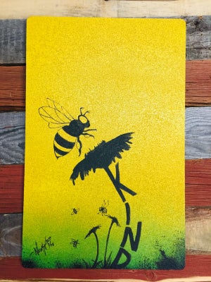 Image of Hand Painted Cork boards