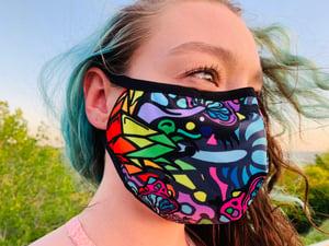 KKitchenart - Crystal Strains Mask (Buy 1, Get 1 Free)