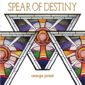 Image of SPEAR OF DESTINY STUDIO ALBUM : 'Omega Point' CD