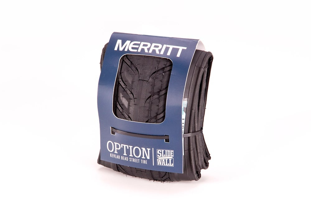 Image of Merritt Kevlar Folding Option Tire