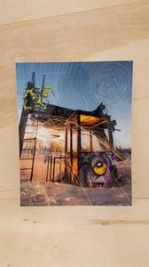 Image of Hand Embellished Photo Prints