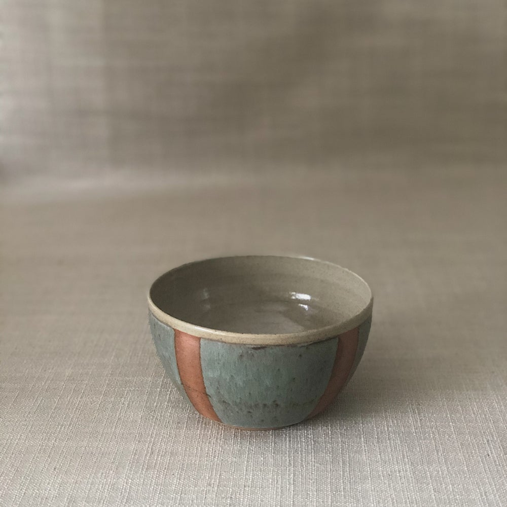Image of HIGHWATER DARK STRIPY BREAKFAST BOWL