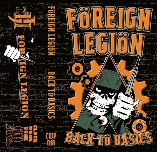"""Image of Foreign Legion """"Back To Basics"""""""
